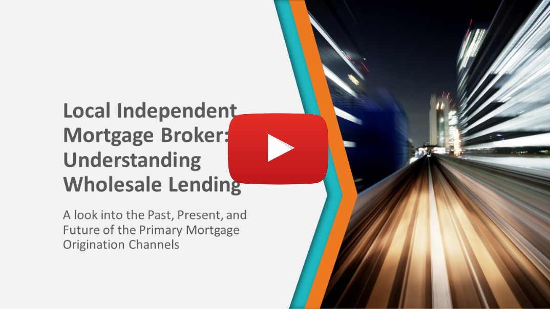 Wholesale Lending