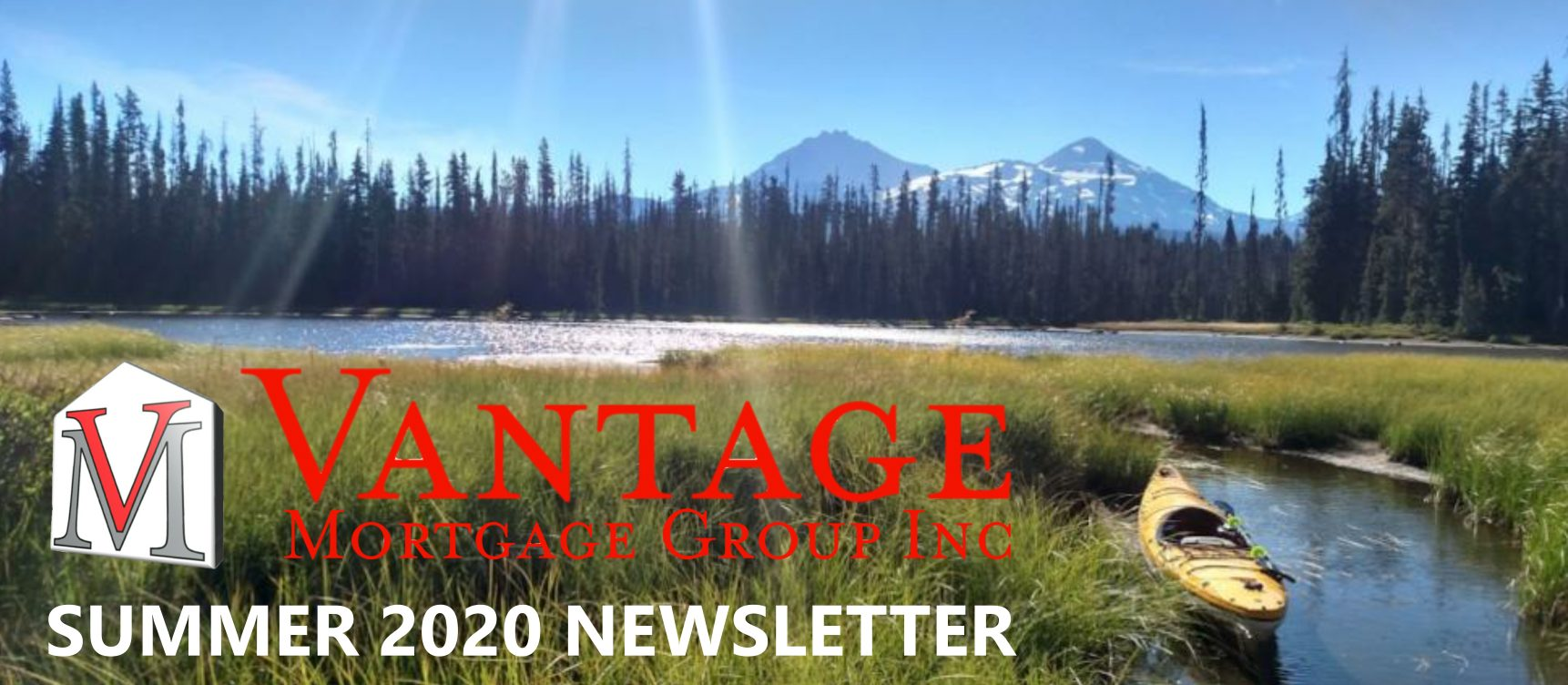 Vantage 2020 Summer Newsletter